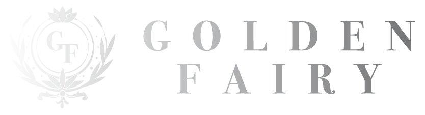Golden Fairy Logo Footer